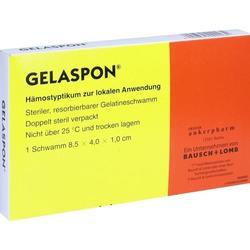 GELASPON 1 Streifen 8.5x4x1.0cm