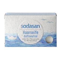 SODASAN Haarseife duftneutral 100 g