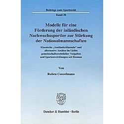 Ruben Conzelmann  - Buch