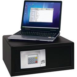 Burg Wächter Tresor SafePoint, Laptop Safe, Innenmaße B/T/H: 44,1x32,3x19,6 cm