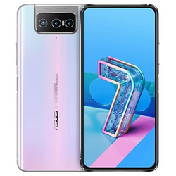 ASUS Zenfone 7 Dual-SIM-Smartphone pastel weiß 128 GB