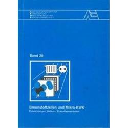 Brennstoffzellen und Mikro-KWK als Buch von