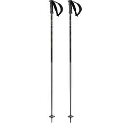 Salomon - X 08 Grey Black - Skistöcke - Größe: 125 cm