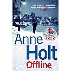 Offline. Anne Holt  - Buch