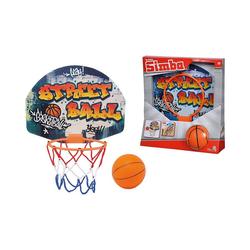 SIMBA Basketballkorb Basketball Set