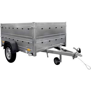 Pkw-Anhänger GARDEN TRAILER 201 KIPP mit zusätzlichen Bordwänden [NEUES MODELL]
