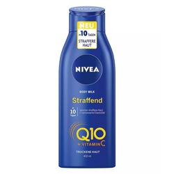 Nivea Body Milk Hautstraffend Q10+Vitamin C spürbar in 10 Tagen 400ml