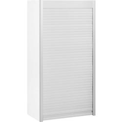 HELD MÖBEL Aufsatzschrank Lou Jalousieschrank, Breite 60 cm weiß