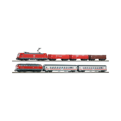 PIKO Modelleisenbahn-Set PIKO SmartControl light 2-Zug-Set