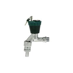 Schlösser Wasser-Safe Wasserhahn mit Belüfter, absperrbar 1/2
