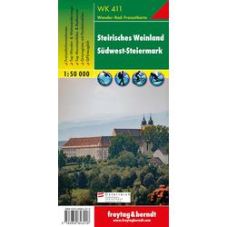 Steirisches Weinland 1 : 50 000
