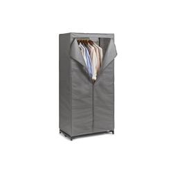HTI-Living Kleiderschrank Kleiderschrank Textil (1-St) grau