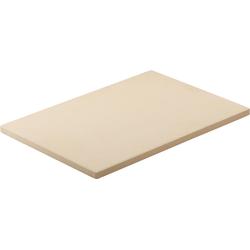 ROESLE Pizzastein, Schamottstein, für Pizza, Flammkuchen, 42x30 cm