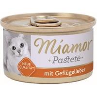 Miamor Geflügel & Leber 85 g