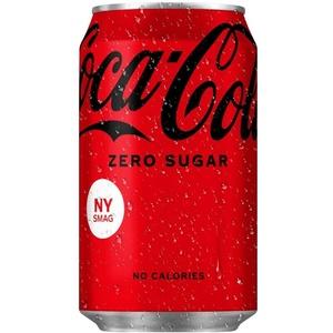 Coca Cola Zero  72 x 0,33l Dosen Jetzt nur € 42,50