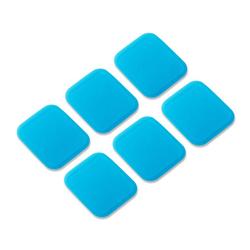 BEURER Schmerztherapiegerät EM 50 Menstrual Relax Gel-Pads, 6-tlg.