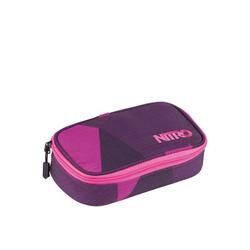 NITRO Federmäppchen Schlampermäppchen XL 21 cm rosa
