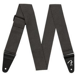 "Fender Strap 2"" Modern Tweed Grey/Black"