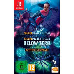 Subnautica + Subnautica: Below Zero Nintendo Switch