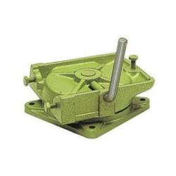 Drehuntersatz 360 Grad Drehbar für 125 mm Farbe grün