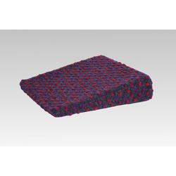 Licardo Keilkissen Therapiekeil Wolle Noppen 40 x 40 x8/1 cm grau