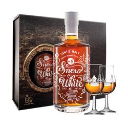 Säntis Malt Snow White Pineau Finish Whisky