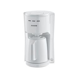 Severin Filterkaffeemaschine KA 9254, mit automatischer Abschaltung weiß