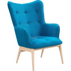 SIT Sessel Sit&Chairs, in tollen Farben blau