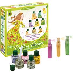 Mein Parfüm-Atelier (frische Blumen)