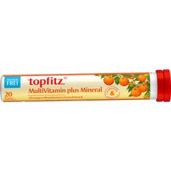 TOPFITZ Multivitamin+Mineral Brausetabletten 20 St