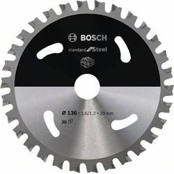Bosch Kreissägeblatt , 136x1,6/1,2x20
