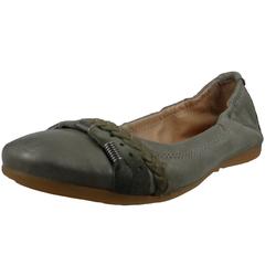 Mjus 670755-1404-0001 Chantal-Chantilly Kaki Ballerina 37