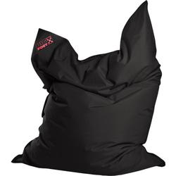 Sitzsack BIGFOOT SCUBA, 130 x 170 cm, schwarz