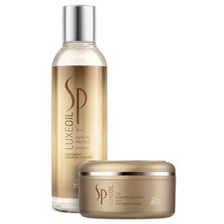 Wella SP Langhaar Bundle Luxe Oil