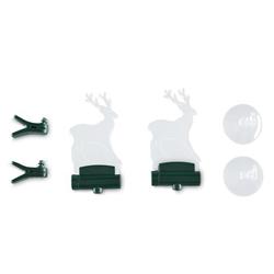2 LED-Hirsche