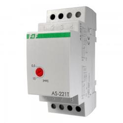 Treppenhausautomat Treppenlichtzeitschalter Zeitrelais mit Ausschaltzeit Warnfunktion AS-221T F&F 2136