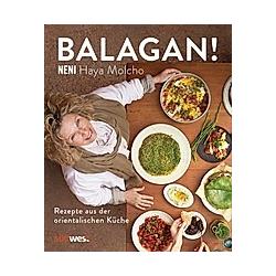 Balagan!. Haya Molcho  - Buch