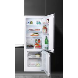 Einbaukühlgefrierkombination, 144 cm hoch, 54 cm breit, Kühlgefrierkombinationen, 76436610-0 weiß weiß
