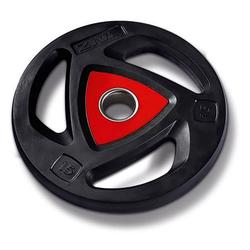 Hantelscheibe Ø50 mm ZVO Rubber Grip Disc (Gewicht: 2.5 kg)