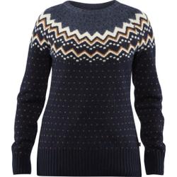 Fjällräven - Ovik Knit Sweater W. Dark Navy - Pullover - Größe: L