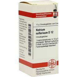 NATRIUM SULF D12