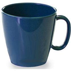 WACA Tasse (4-tlg), Kunststoff, 230 ml blau