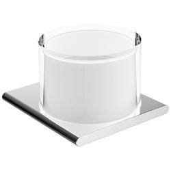 Keuco Seifenspender Edition 400, Echtkristallglas mattiert, 150 ml