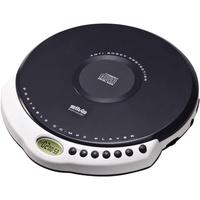 Silva Schneider MCD 30 Tragbarer CD-Player CD, CD-R, CD-RW, MP3 Grau