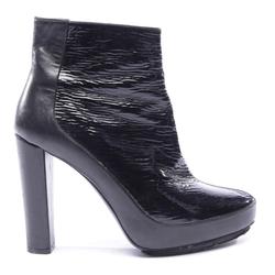 Balenciaga Damen Stiefeletten schwarz, Größe 38.5, 4908304