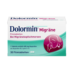 Dolormin Migräne