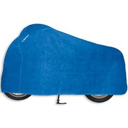 Held Indoor Motorrad Abdeckplane, blau, Größe 2XL