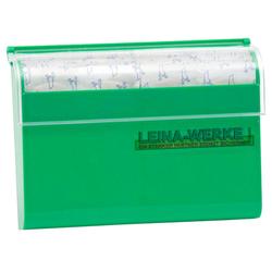 Leina Werke Pflaster Spender grün 100 Pflaster