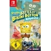 THQ Spongebob SquarePants: Battle for Bikini Bottom Rehydrated Nintendo Switch Standard Englisch