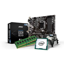 Kiebel Aufrüst Set Aufrüst Set Intel Core i7-9700, 8GB RAM, Intel HD Graphics 630